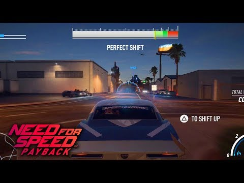 Need For Speed Payback - How to Switch to Manual Drive (Change Any Car into Manual)