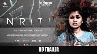 Nriti Official Trailer | Ashwini Shivanna | Keerthi Shekhar | Vyshak Pushpalatha | Adil Nadaf