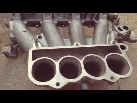 2000 Honda Accord Intake Manifold Cleaning/EGR Cleaning DIY