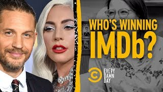 Ranking IMDb's Hottest Celebrities & An Impressions Face-Off