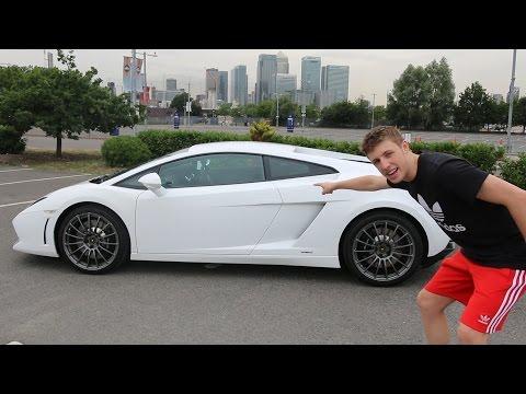 My New Lamborghini