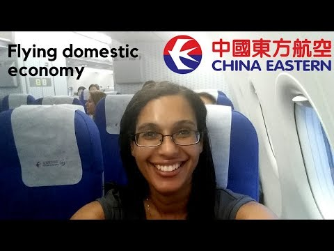 China Eastern domestic flight report | PEK to TAO