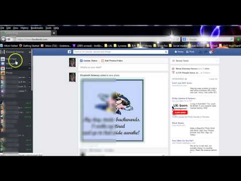 Difference between Facebook Homepage and Timeline