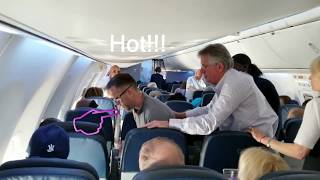 United Airlines Sexy Doctor Saves A Life