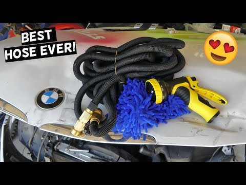 50ft EXPANDABLE HOSE by Adoric PRODUCT REVIEW