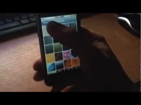 How to set wallpaper on iPod Touch 2g,iPhone 3g (kako postaviti pozadinu preko cydia)