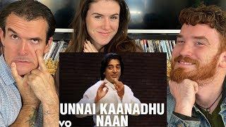 Vishwaroopam - Unnai Kaanadhu Naan REACTION!! | Kamal Haasan