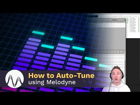 How to Use Melodyne to Auto-Tune Like a Pro