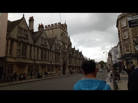 ✈🇬🇧 Visit Bodleian Library on our trip to University Of Oxford, UK