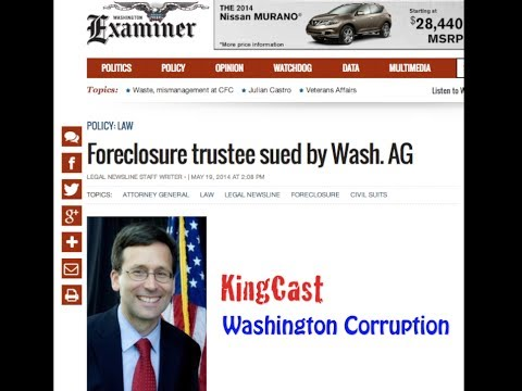 How WA AG Cal Western Trustee Lawsuit Helps Underwater and Foreclosure Homeowners
