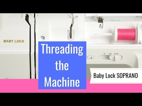 Sewing with Baby Lock SOPRANO  - Episode #6