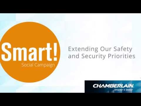 Chamberlain Smart: Extending Our Safety and Security Priorities