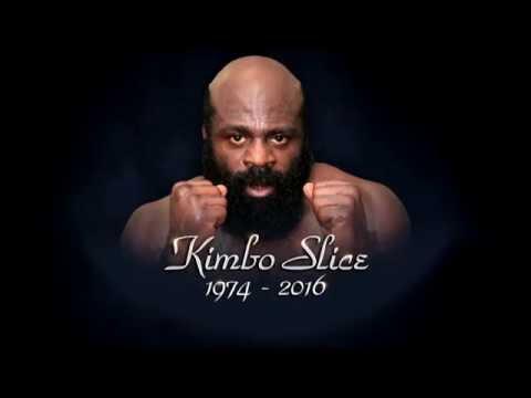 UFC pays Tribute to Kimbo Slice