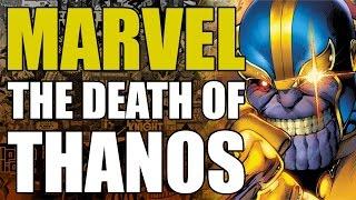 The Death of Thanos (Marvel