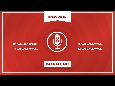 Snapchat Update 2018, Will They Reverse It? | CasualCast #10