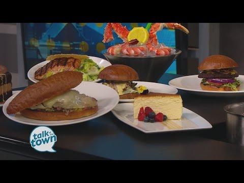 Prime Rib Dip Sandwich