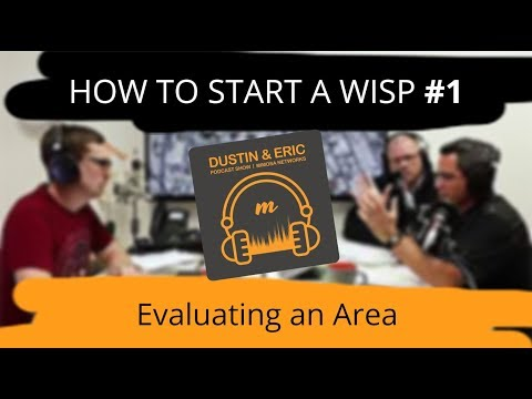 Mimosa Networks Podcast #1: Making WISPs Great Again - How to Start a WISP