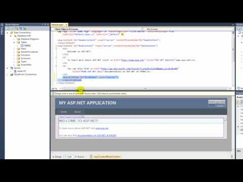 ASP.NET Tutorial - GridView Delete Row with Button