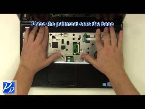 Dell Inspiron 15R N5110 Motherboard Replacement Video Tutorial