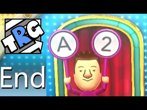 Wii Party U – Finale: Freeplay Challenges