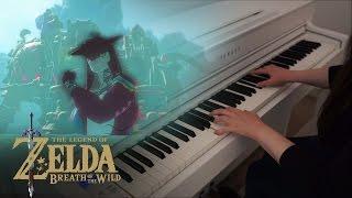 Zora Themed Medley - The Legend Of Zelda: Breath Of The Wild (piano)