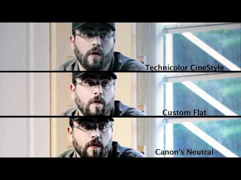 FilmmakingResources: Technicolor Cinestyle
