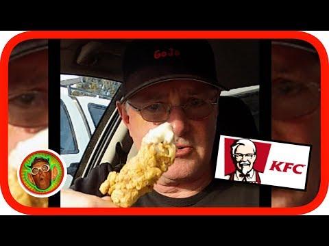 KFC Hot Rods | Sweet Potato Mash | Review