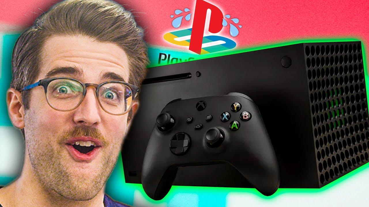 Xbox won the Console War.