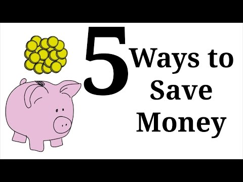 5 Ways to Save Money and Get Rich in Hindi । The Secet of Getting Rich