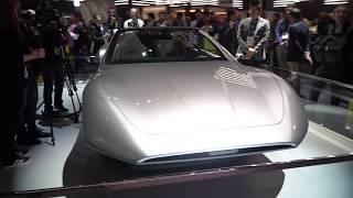 Samsung CES 2018 | Smart Car of the Future