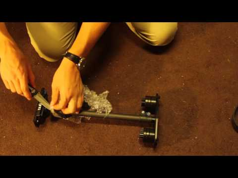 Unboxing of Tarion Camera Stabilizer