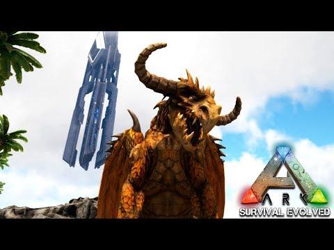 ARK Survival Evolved 42 - O deus do elemento terra!!! (GAMEPLAY PT-BR)
