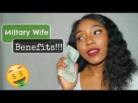 Top 5 Benefits of Being a Military Wife