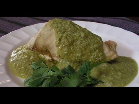 Cómo hacer mole verde / Receta de mole verde