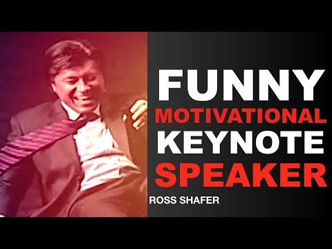 Who Can Teach Us How to Gain Market Share?   Leadership speaker   Ross Shafer