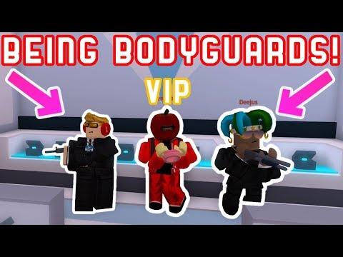 HIRING A BODYGUARD! - Roblox Jailbreak Roleplay