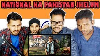 Indian Boys Reacting To Jhelum | National Ka Pakistan | Season 5 | Krishna Views