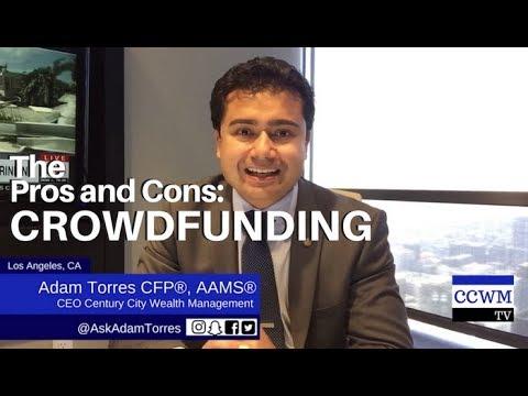Crowdfunding: Should You Invest? @askadamtorres - Century City CA