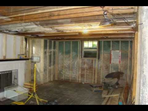 22 Second Basement Remodel