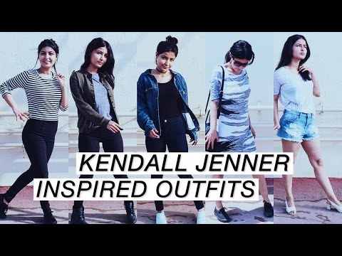 KENDALL JENNER INSPIRED  OUTFITS (SUMMER, SPRING AND AFFORDABLE)