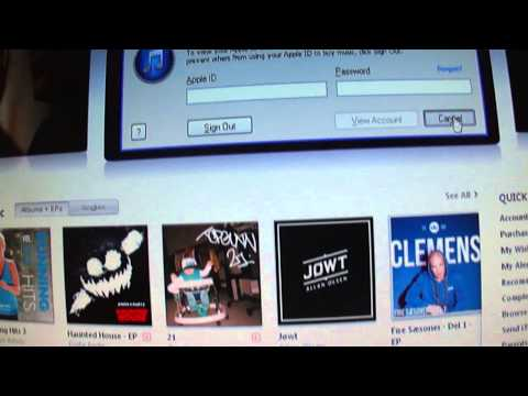 how to update apps on ipad through itunes 11.0.2