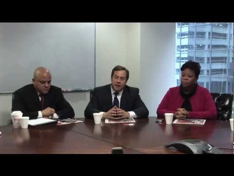 Roundtable: Camden Officials Address Regional Crime