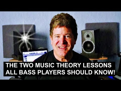 The Two Music Theory Lessons All Bass Players Should Know | Rants & Raves Episode 10