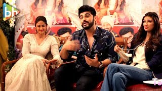 Arjun Kapoor MOST FUN Rapid Fire On Ileana D