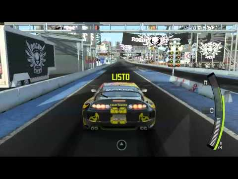 Need For Speed Pro-Street (Toyota Supra) Wheelie/Caballito