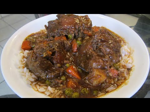 How to make Oxtail Stew