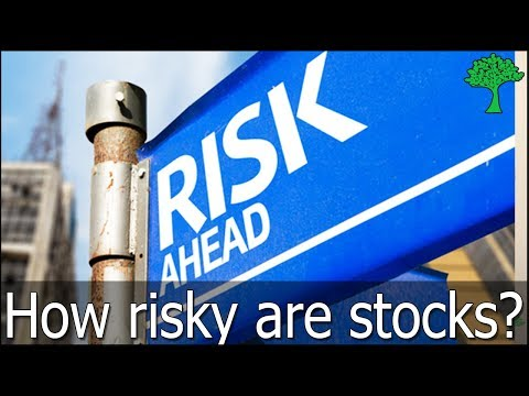 How Risky is the Stock Market Really? [Stock market for beginners]
