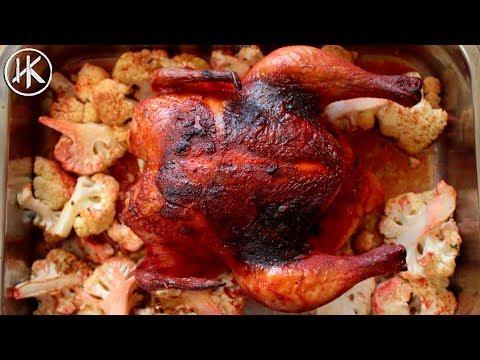 Tandoori Roast Chicken   Easy Keto Recipes   Headbanger's Kitchen