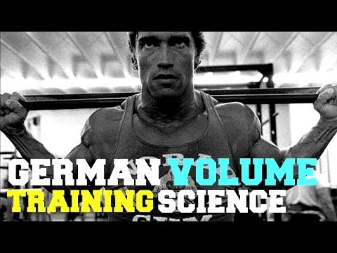 German Volume Training SCIENCE For MASS