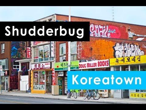 Shudderbug: Koreatown